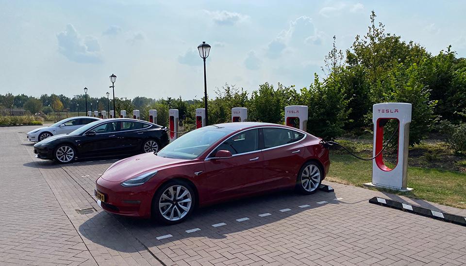 Supercharger V3 in Apeldoorn