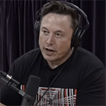 Joe Rogan interviewt Elon Musk