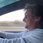 Richard Hammond als newbie in een Model X