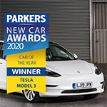 Tesla Model 3 wint 4 Parkers-awards
