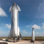 SpaceX Starship update